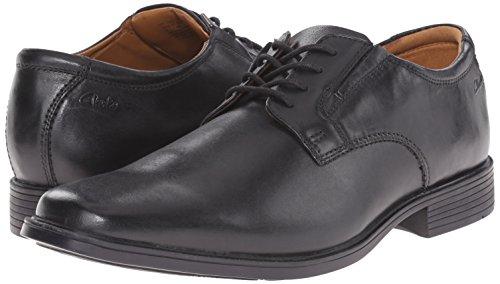 Eu 47 Nero Leather Black Sneaker Uomo 5 Clarks cqzp4awY