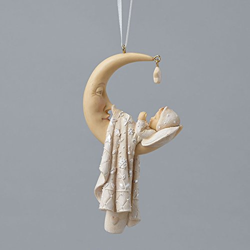 Enesco Foundations Baby's First Ornament