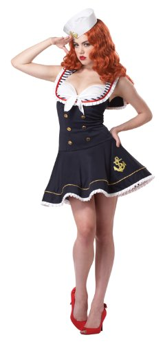 Sailor Outfits Women - California Costumes Women's Eye Candy -