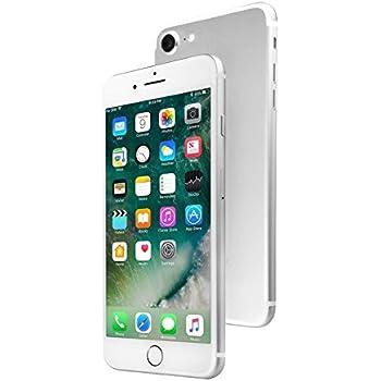 Apple iPhone 7 32 GB  Unlocked, Silver (Certified Refurbished)