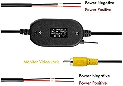 2 4ghz Drahtlos Rca Transmitter Empfänger Für Elektronik