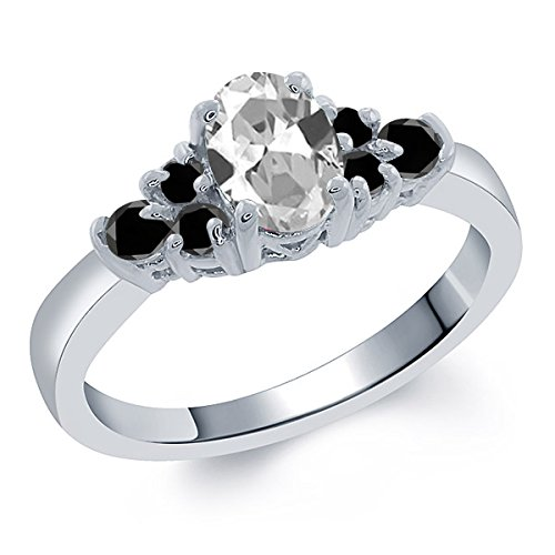0.75 Ct Oval Diamond - 8