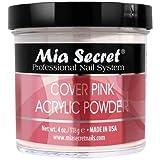 Mia Secret COVER PINK ACRYLIC NAIL POWDER 4oz