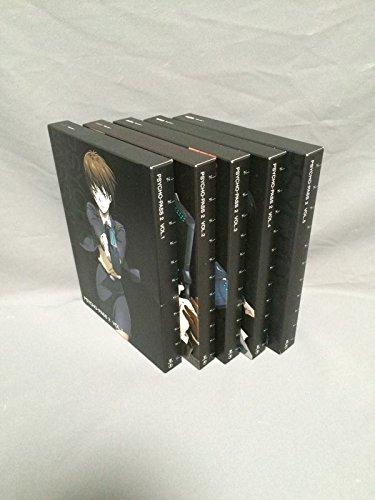 PSYCHO-PASS サイコパス2 (初回限定盤)全5巻 [マーケットプレイスBlu-rayセット] B00ZLEIECQ
