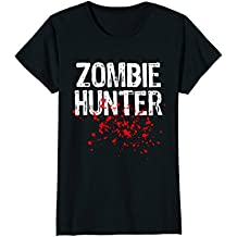 Zombie Hunter Halloween T-shirt