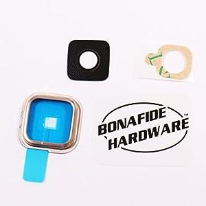 Bonafide HardwareTM - Samsung Galaxy S5 Camera Lens Replacement Part Repair