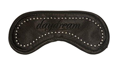 Daydream Swarovski-Crystals Sleep Mask with Cool Pack - Black