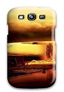Case Cover Explosion Military Man Made Military/ Fashionable Case For Galaxy S3