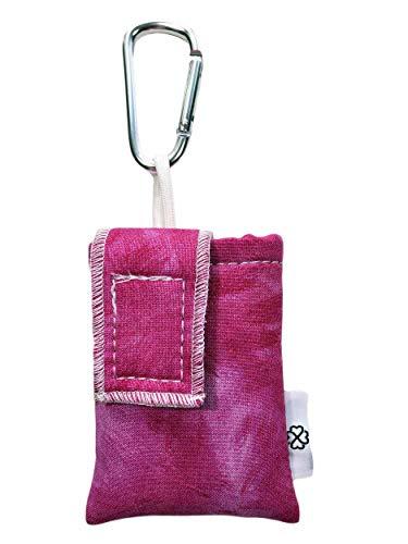 PumpCases Designer Insulin Pump Case w/Carabiner C