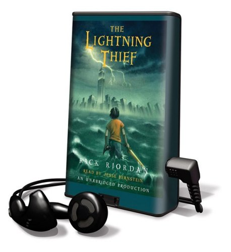 The Lightning Thief (Percy Jackson & the Olympians) by Findaway World