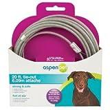 AspenPet Large Dog Tieout Cable - Large - 20 Feet