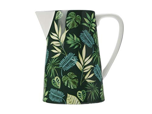 Christopher Vine Tropical Nights Large Pitcher in Porcelain 3.5 L