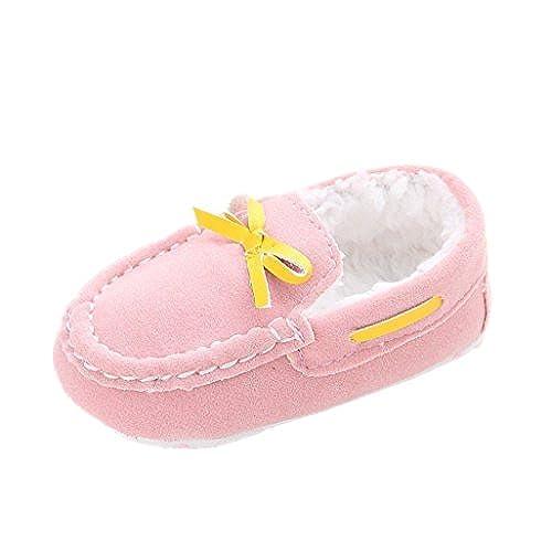 399164158356b 0 18 Chaussures b eacute;b de lit eacute; b eacute;b eacute; Sole pour fille  hiver chaussures mois ...