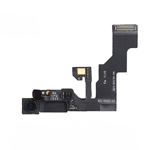 Doer Proximity Sensor Light Motion Flex Cable with Front Camera, Facing Camera Replacement for iPhone 6S Plus 5.5'' Models