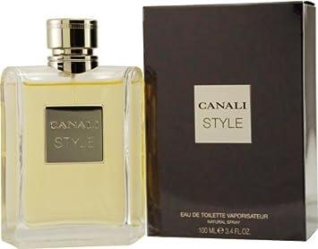 Canali Style, homme/man, Eau de Toilette, Vaporisateur/Spray, 100 ml ...