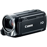 Canon Vixia HF R300 Full HD Flash Memory Camcorder with 51x Advanced Zoom