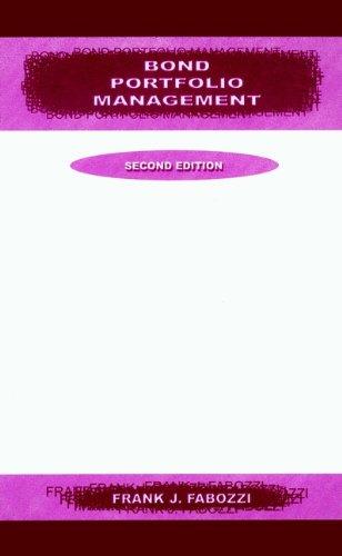 Bond Portfolio Management, 2nd Edition pdf
