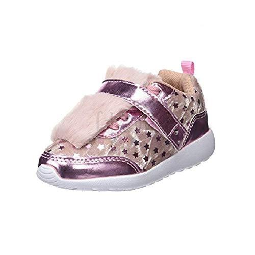 Zapatillas de Terciopelo con Luces para niña de Osito by Conguitos - Rosa, 20: Amazon.es: Zapatos y complementos