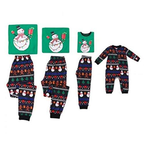 Christmas Family Pajamas Pjs for Women Men Kids Baby Princess 4t 3tboys Floral 2XL Shorts Baby Girl Capris amoy 18-24 Month boy Sports 2t Footed Girls rv Shorts fies Sleep FSU Cotton Boys u