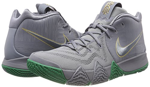 Argent Chaussures Pour Silver Basket flat Flat De Metallic 001 Nike Kyrie Hommes 4 Gold 1Aww0XqWr