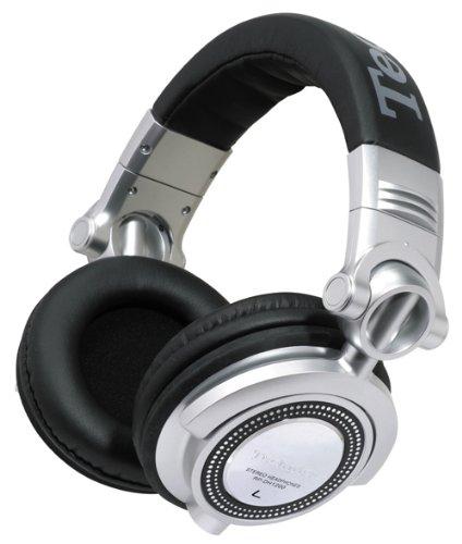Technics RP-DH1250E-S Professional DJ Headphones w...