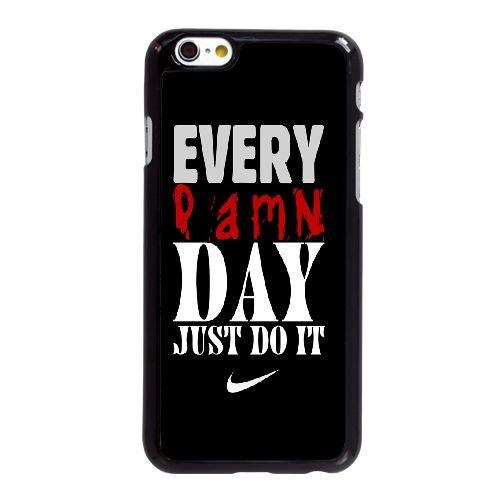 Chaque jour JX68SK4 coque iPhone 6 6S 4,7 pouces de mobile cas coque P2UL6T6WL Merde