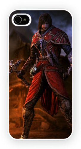 Castlevania Art Design, iPhone 6, Etui de téléphone mobile - encre brillant impression