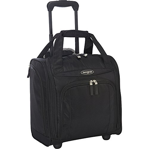 Samsonite Wheeled Underseater Small, Black, One
