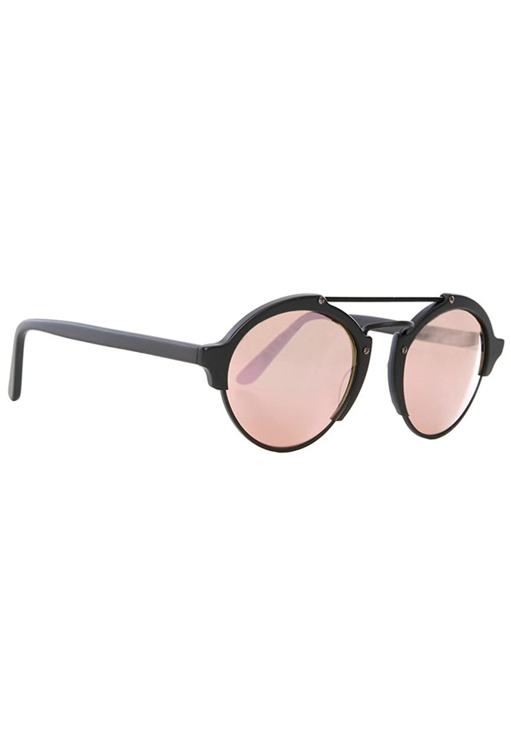 5d89173d0a1fe hot sale 2017 ILLESTEVA MILAN II MILAN 2 MATTE BLACK WITH ROSE MIRRORED  LENSES