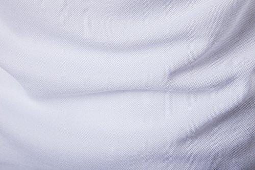 (ワトリズ)Whatlees メンズ 半袖 無地 おしゃれ カジュアル ポロシャツ