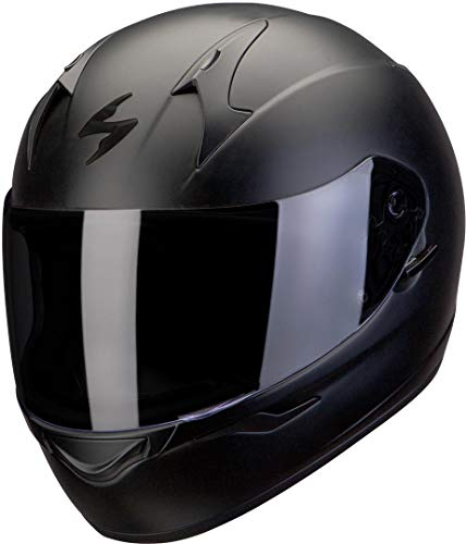 Scorpion 39-100-10-04 Motorradhelm Exo 390 M Noir