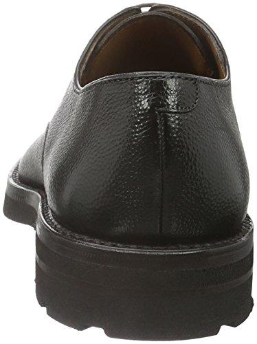 Lottusse A2919, Zapatos de Cordones Derby para Hombre Marrón - Braun (RAY LUX MOKA)