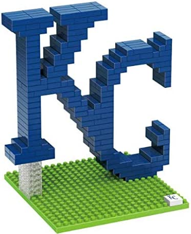 Logo Kansas City Royals 3D Brxlz