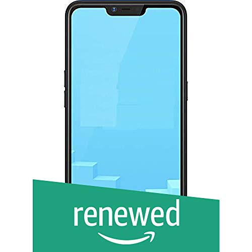 (Renewed) Realme C1 (Mirror Black, 16 GB) (2 GB RAM) (Black)