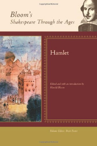 Read Online Hamlet (Bloom's Shakespeare Through the Ages) PDF