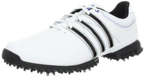 Adidas Men's Tour360 Lite Golf Shoe,Running White,9.5 M US
