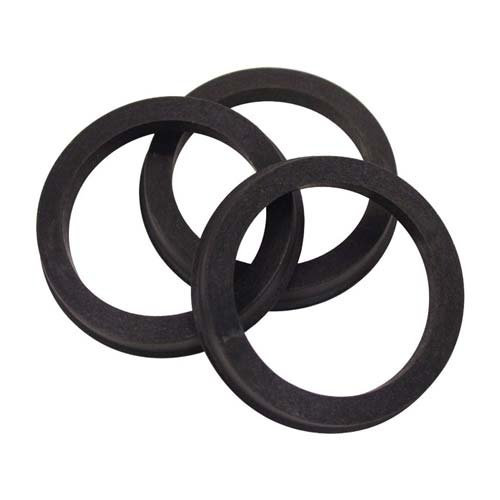 110mm. - 77.8mm. Hub Centre Rings (Set of 4) Poly-Carbonate Plastic