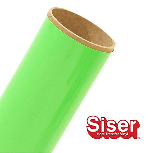 "Siser EasyWeed HTV 11.8"" x 15ft Roll - Iron on Heat"