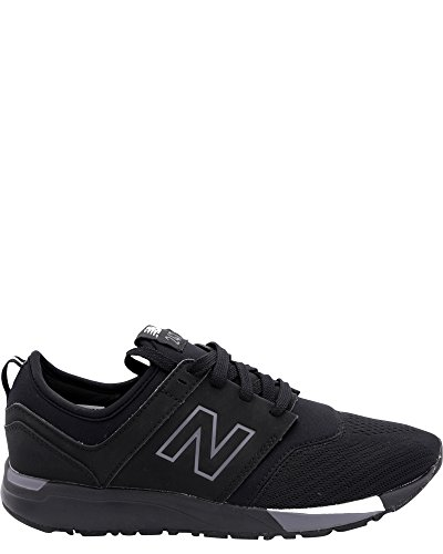 New Balance KL247BWP Sneaker Niños Negro