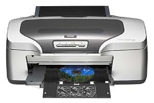 Epson Stylusphoto R800 - Impresora de tinta color (17 ppm)