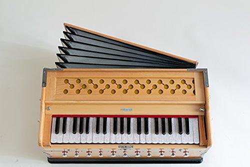 Maharaja Musicals Harmonium, 11 Stops, In USA, 3 1/2 Octave