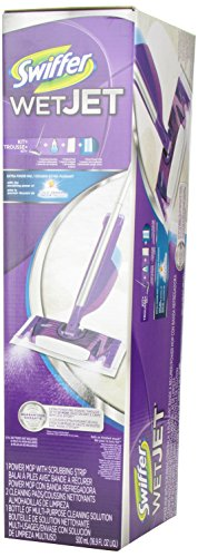 Swiffer WetJet Spray, Mop Floor Cleaner Starter Kit