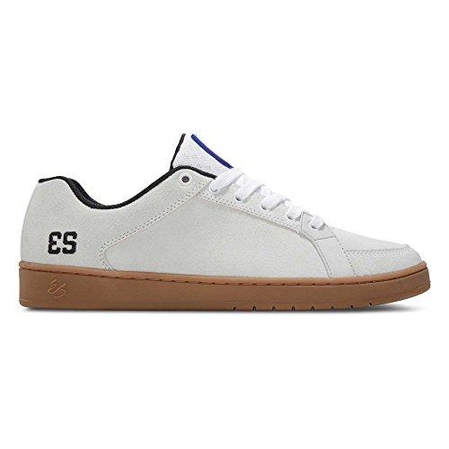 Hombre Patines Chuh es Sal skateschuhe White/Gum