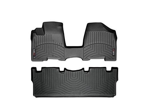 WeatherTech 443181 – 440872 DigitalFit Floorlinerセット B0140MH1NC  - -
