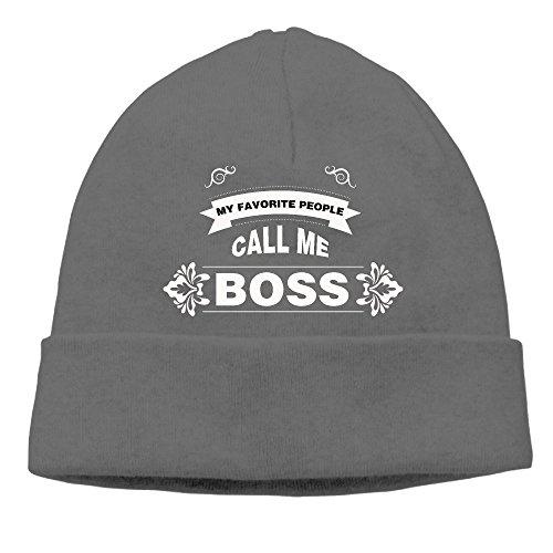Wo0XKK1 My Favorite People Call Me Boss Details Cap