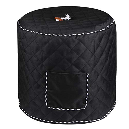 Dust Proof Cover for 6 Quart Instant Pot and Electric Pressure Cooker,Evermarket Decorative Appliance Cover with Pocket for Accessories