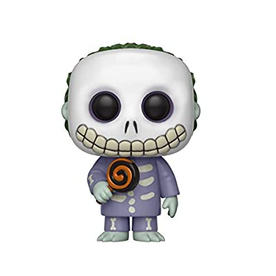 Funko POP! Disney: Nightmare Before Christmas Barrel Collectible Figure, Multicolor: Funko Pop! Disney:: Toys & Games