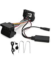 Auto Bluetooth AUX-IN-kabel,12-pins Audio Bluetooth Module,Bluetooth AUX-IN-adapter,aux-ingangskabel,auto Bluetooth-module,auto-audioconnector voor Peugeot 207 307 407 308