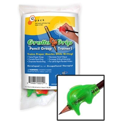 SCBPFLGG12-3 - GROTTO GRIPS 12 CT pack of 3 by Shoplet Best