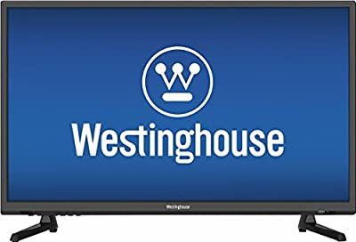"""Westinghouse WD24HB2600 24"""" Smart LED 720p HDTV Black (Certified Refurbished)"""